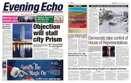 Evening Echo – November 07, 2018
