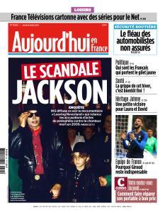 Aujourd'hui en France du Jeudi 21 Mars 2019