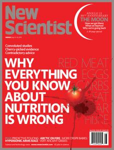 New Scientist - July 13, 2019