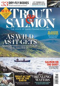 Trout & Salmon - October 2019