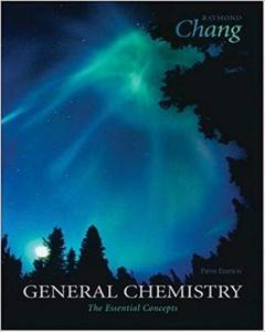 General Chemistry: The Essential Concepts (5th Edition)
