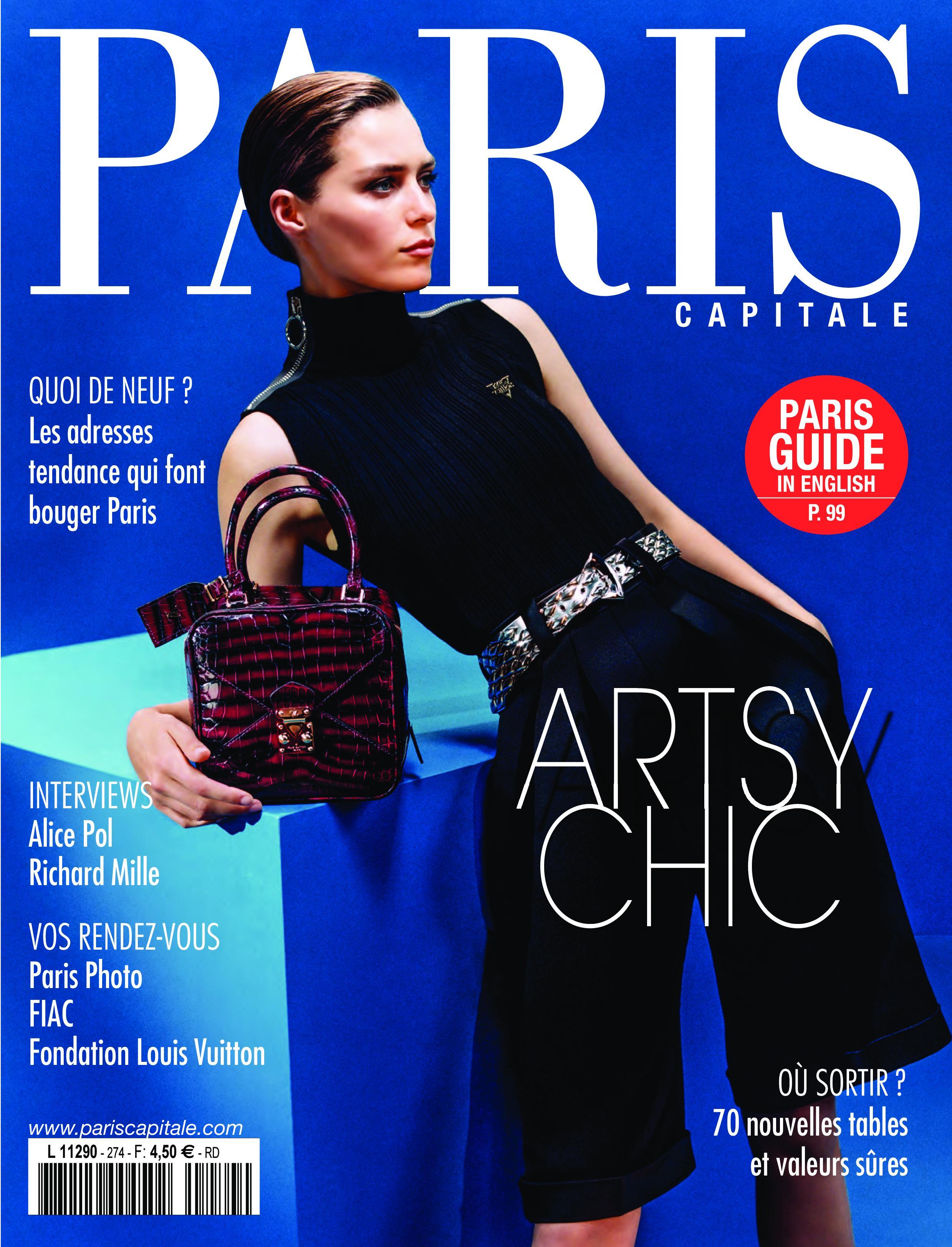 Paris Capitale - Octobre 2019