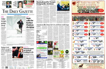 The Daily Gazette – December 22, 2018