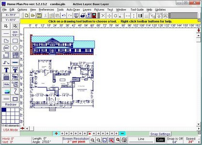 HomePlanSoft Home Plan Pro 5.2.25.6 + Portable