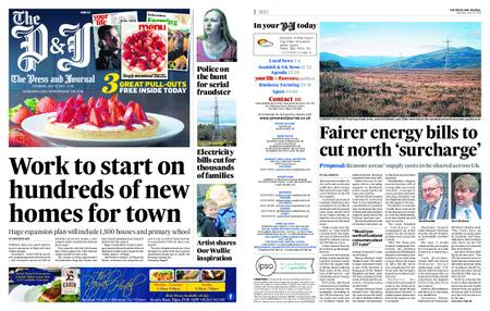 The Press and Journal Moray – July 13, 2019