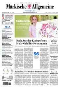 Märkische Allgemeine Fläming Echo - 19. Juni 2018