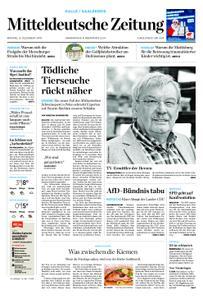 Mitteldeutsche Zeitung Weißenfelser Zeitung – 09. Dezember 2019