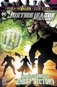 Justice League Odyssey 014 2019