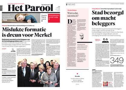 Het Parool – 20 november 2017