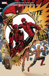 Spider-Man-Deadpool 049 (2019) (Oroboros-DCP