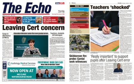 Evening Echo – October 01, 2020