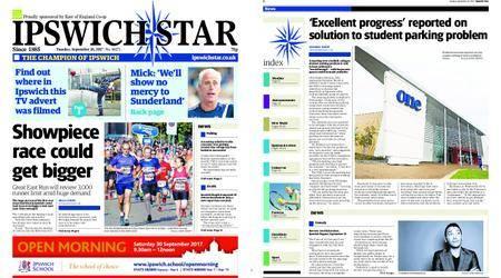 Ipswich Star – September 26, 2017
