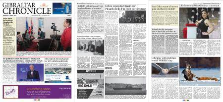 Gibraltar Chronicle – 01 March 2018