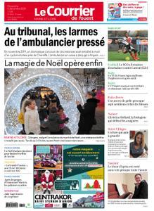 Le Courrier de l'Ouest Angers – 06 décembre 2020