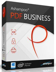 Ashampoo PDF Business 1.0.7 Multilingual Portable