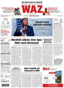 WAZ Westdeutsche Allgemeine Zeitung Oberhausen-Sterkrade - 18. Juni 2019