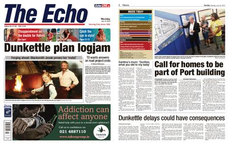 Evening Echo – July 15, 2019