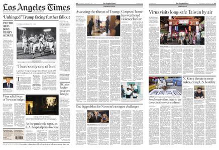 Los Angeles Times – January 09, 2021