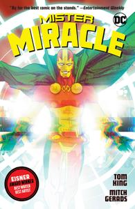 Mister Miracle 2019 digital Son of Ultron