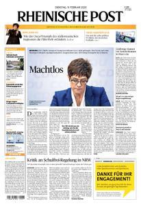 Rheinische Post – 11. Februar 2020