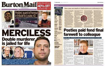 Burton Mail – October 02, 2020