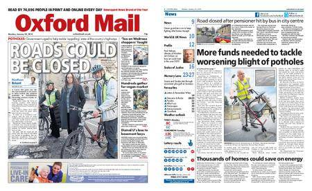 Oxford Mail – January 22, 2018