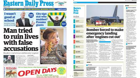 Eastern Daily Press – June 19, 2019