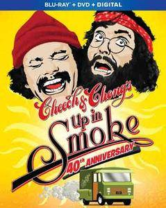 Up in Smoke (1978) + Extras