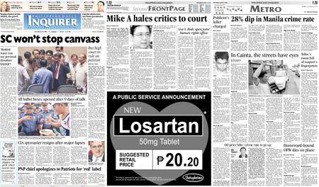 Philippine Daily Inquirer – June 05, 2004