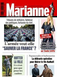 Marianne - 9 Juillet 2021