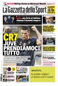 La Gazzetta dello Sport – 23 agosto 2018