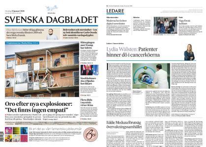 Svenska Dagbladet – 22 januari 2020