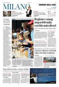 Corriere della Sera Milano - 7 Maggio 2018