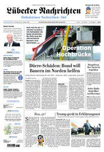 Lübecker Nachrichten Ostholstein Süd - 23. August 2018