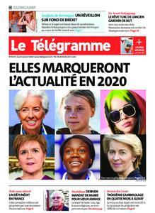 Le Télégramme Guingamp – 02 janvier 2020