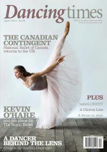 Dancing Times - April 2013