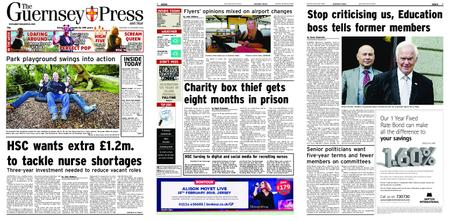 The Guernsey Press – 20 October 2018