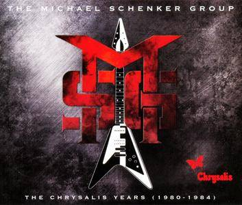 The Michael Schenker Group - The Chrysalis Years (1980-1984) (2012) [5CD Box Set]