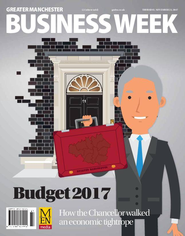 Greater Manchester Business Week – November 23, 2017