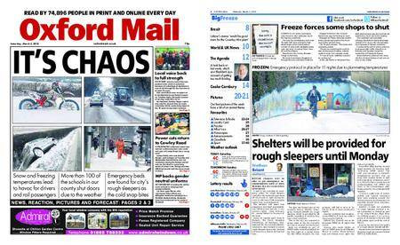 Oxford Mail – March 03, 2018