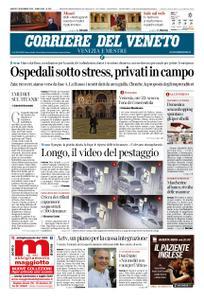 Corriere del Veneto Venezia e Mestre – 07 novembre 2020