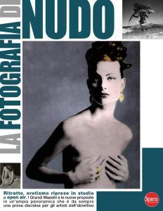 Il Fotografo Speciale N.4 - La Fotografia di Nudo - Novembre-Dicembre 2018