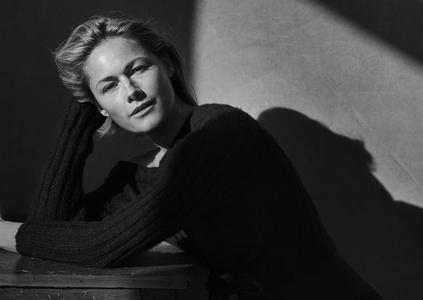 Helene Fischer by Peter Lindbergh for Vogue Germany #40 January 2019