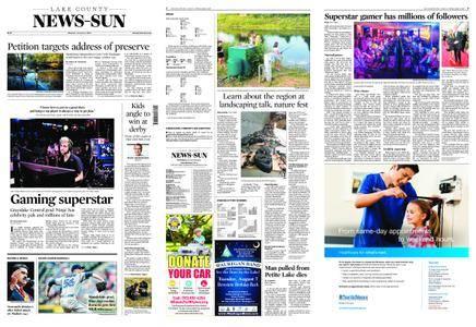 Lake County News-Sun – August 06, 2018
