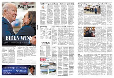 Post-Tribune – November 08, 2020