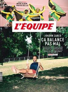 L'Equipe Magazine - 14 Août 2021