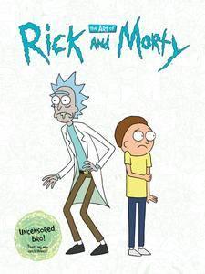 The Art of Rick and Morty 2017 digital apocalyp7e