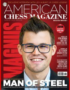 Chess Quarterly • American Chess Magazine • Issue #5 • Winter 2018