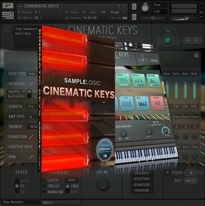 Sample Logic Cinematic Keys UPDATED KONTAKT