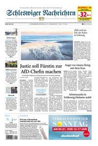Schleswiger Nachrichten - 04. Januar 2020